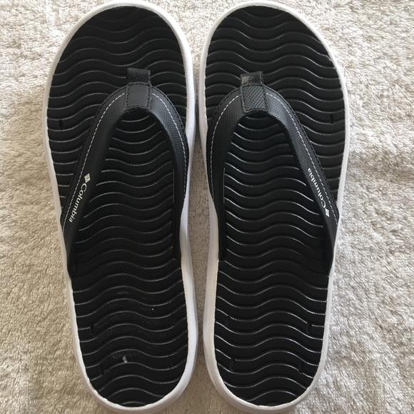 6861c46f2e0e Columbia Shoes - Columbia Vent Cush Flip Sandal
